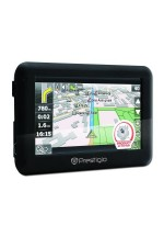 PRESTIGIO GPS GeoVision 4050 navigacija
