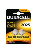 DURACELL 2025 Lithium Batteries