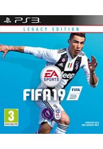 FIFA19 PlayStation 3 Legasy Edition PS3 igrica