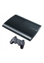 PS3 12GB R Black