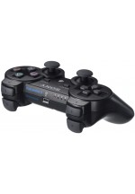 PS3 Dualshock Controller Black Blistered